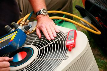 AC repair san diego