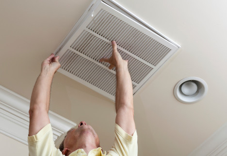 Air conditioning filter San Diego