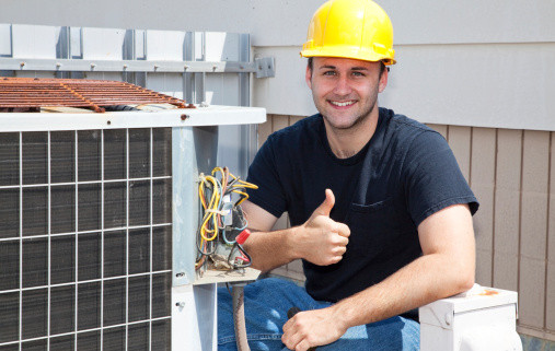 Commercial HVAC technician San Diego