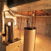 Air Conditioning and Boiler room San Diego