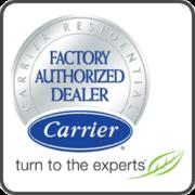 Factory Authorized Carrier® Dealer